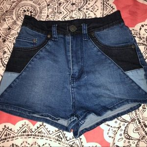 Urban Outfitters high waist shorts